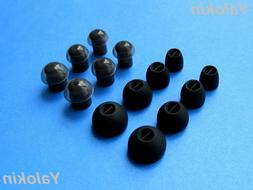 14pcs  Round & Mushroom Replacement Ear Tips for Sennheiser