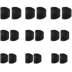 18 REPLACEMENT SILICONE IN EAR EARPHONE TIPS EARBUDS SENNHEI