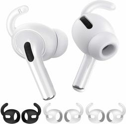 3 Pairs AirPods Pro Ear Hook Tips Anti-Slip Premium Silicone