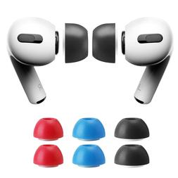 3 Pairs For Apple Airpods Pro Memory Foam Ear Tips Replaceme