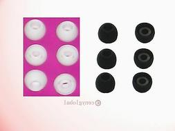 Replacement in ear headphone buds tips covers /Headset/Earph