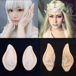 Halloween Costume Elf Fairy Ear Tips Hobbit Vulcan Spock Ali