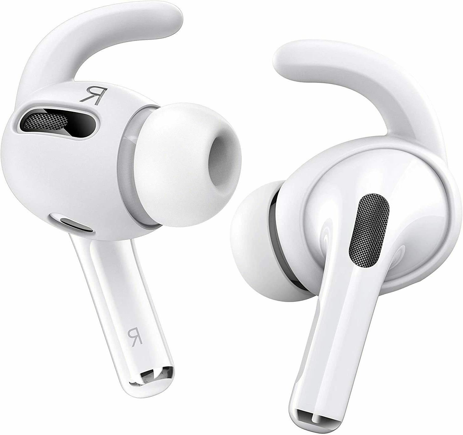 3 pairs airpods pro ear hook tips