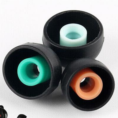 rubber earbuds ear tip replacement covers case