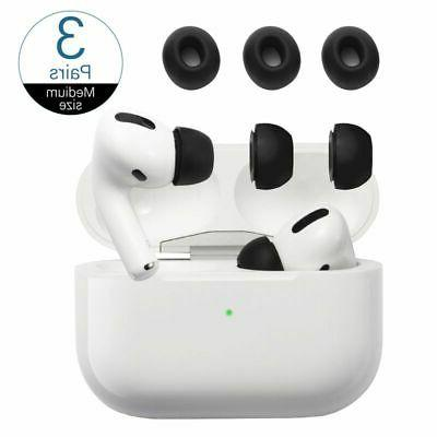 silicone tips for airpods pro replacement ear