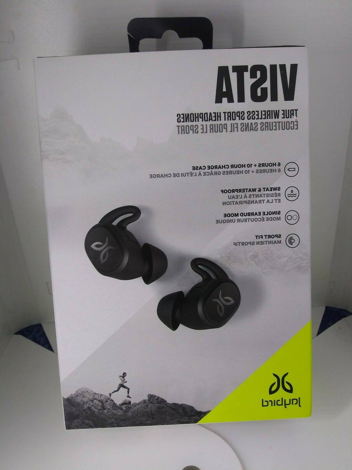 Jaybird Vista True Wireless Bluetooth Sport Waterproof Earbu