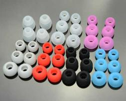 Replacement Ear Tips Ear Buds Set Sets For LG Tone + HBS-730