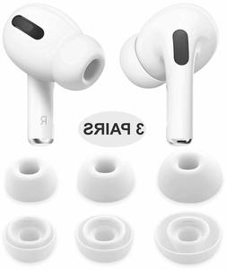 Replacement Earbud Tips Covers for Apple AirPods Pro, AirPod