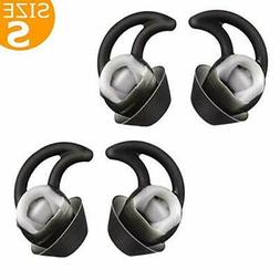 Replacement Silicone Earbuds Ear Buds Tips Eargel Isolation