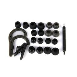 Replacement Tool Kit Earbuds Tips/ear hooks/clips For Sennhe