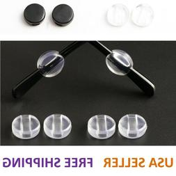 Round Eyeglass Ear Hook Soft Silicone Temple Tips Holder Hig