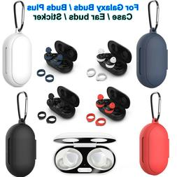 For Samsung Galaxy Buds / Buds Plus Case Cover Ear Gels Tips