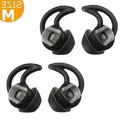 Silicone Earbuds Ear Tips Eargel Isolation Double Flange for
