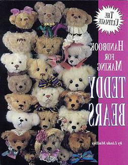 ULTIMATE HANDBOOK FOR MAKING TEDDY BEARS Tips- Sewing Paws A